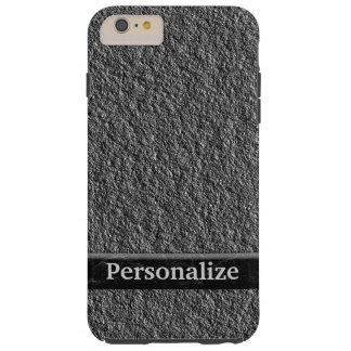 Masculine Stone Look iPhone 6 Plus Tough Case