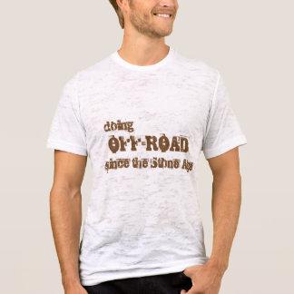 Masculine t-shirt Doing Off-Road