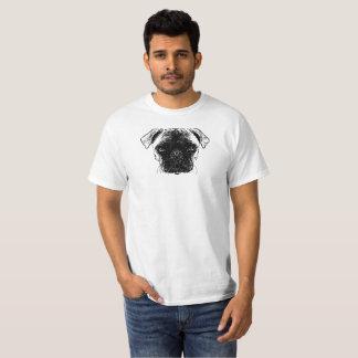 Masculine t-shirt Pug