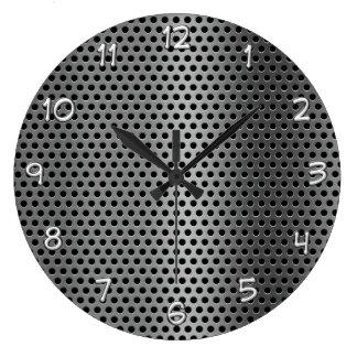 Masculine Wall Decor Clock