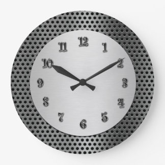 Masculine Wall Decor Clock