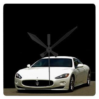 Maserati GranTurismo CLOCK