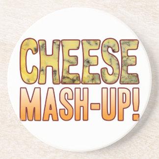 Mash-Up Blue Cheese Coasters
