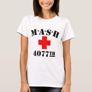 67ca1184 MASH USA ARMY Retro Mash TV Series Unisex Mens Gif T-Shirt