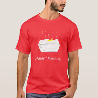 Mashed Potatoes Gallery Tee