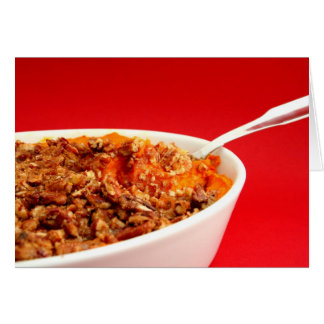 Mashed Sweet Potatoes with Pecan Streusel Card