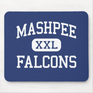 Mashpee - Falcons - High - Mashpee Massachusetts Mouse Pad