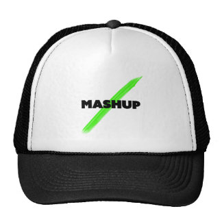 MASHUP TRUCKER HAT