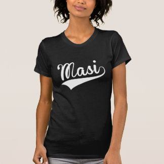 Masi, Retro, T-Shirt
