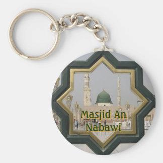 Masjid nABAWI Keychain