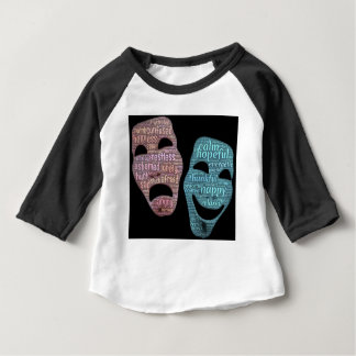 mask baby T-Shirt
