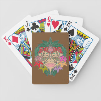 Mask Bicycle Playing Cards