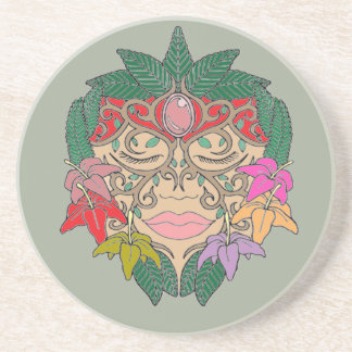 Mask Drink Coasters