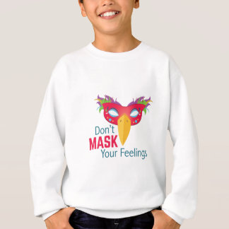 Mask Feelings Sweatshirt