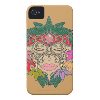 Mask iPhone 4 Cases
