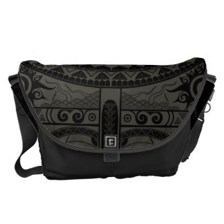 Mask Of Innocence Courier Bags