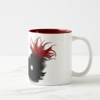 Mask of the phantom mugs