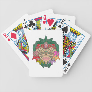 Mask Poker Deck