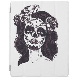 Mask Skull iPad Cover