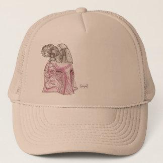 Mask Trucker Hat