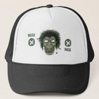 Mask - Vampire Zombie Monster Mask Trucker Hat