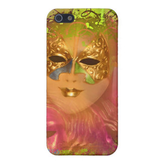 Mask venetian masquerade costume party iPhone 5 covers