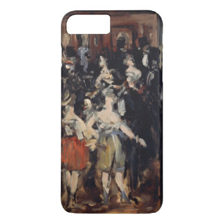 Masked Ball at the Opera by Edouard Manet iPhone 7 Plus Case
