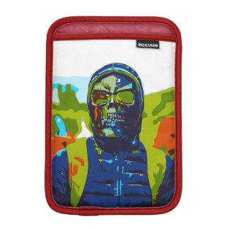 Masked man iPad mini sleeve