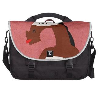 Masked Unicorn V02 Laptop Commuter Bag