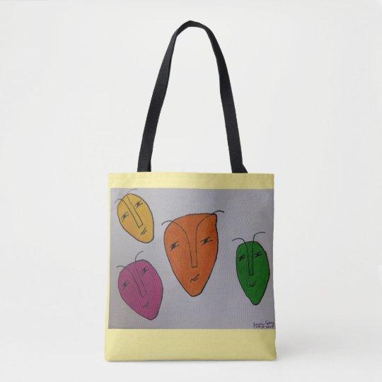 Maskquerade Tote Bag