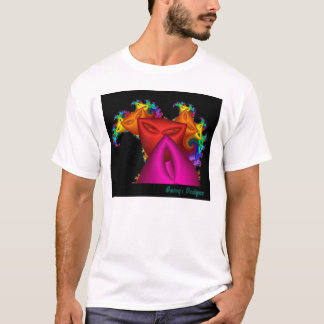 Masks by fractals T-Shirt