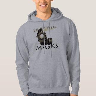 Masks Hoodie