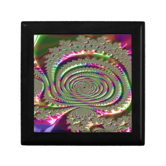Masks of Jealousy Fractal Gift Box