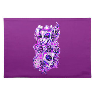 Masks Placemat