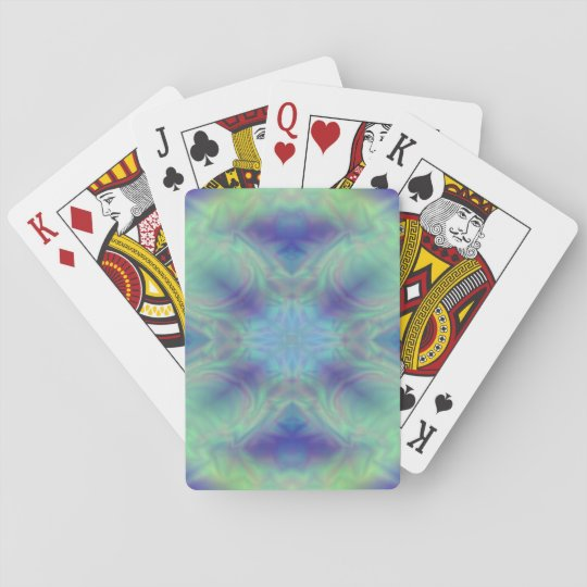 Masks Playing Cards