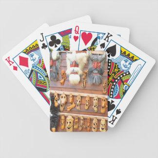 Masks Poker Deck