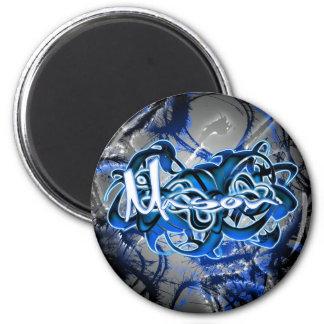 Mason 2 Inch Round Magnet