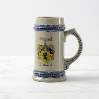 Mason Coat of Arms Stein / Mason Crest Stein