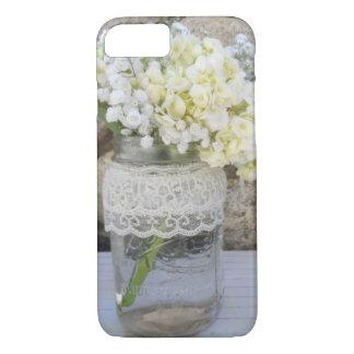 Mason Jar Bouquet iPhone 8/7 Case