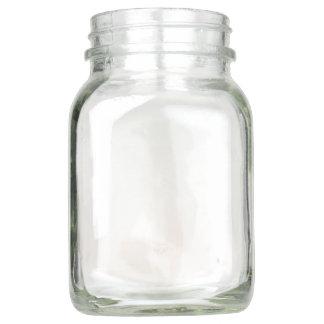 Mason Jar with handle, 20 oz