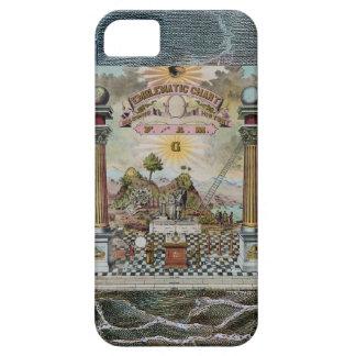 Masonic Art iPhone 5 Cover