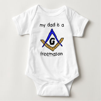 Masonic Baby - Baby Bodysuit