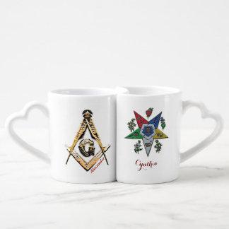 Masonic BlendS Coffee Mug Set