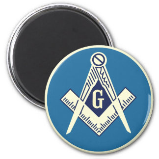 Masonic Blue Lodge Magnets