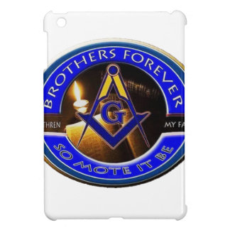 Masonic Brothers iPad Mini Cover