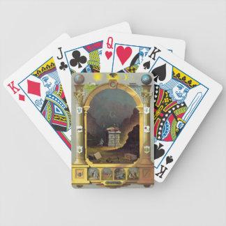 Masonic Chart Poker Deck