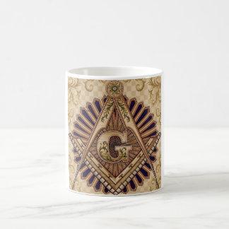 Masonic Coffee Mug