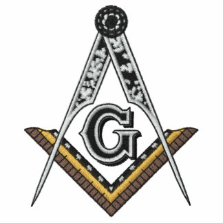 Masonic Embroidered Shirt