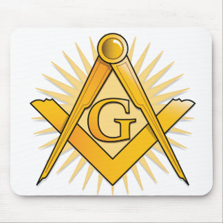MASONIC GLORY MOUSEPAD