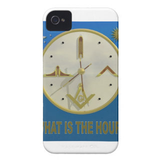 Masonic Hour iPhone 4 Cover